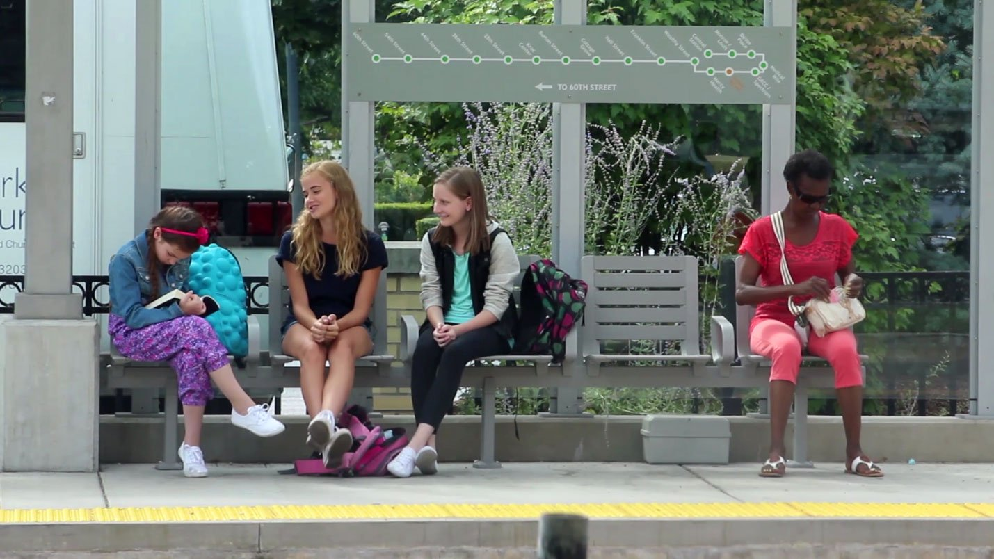 - This Girl Was Getting Bullied. How These People Reacted Will Amaze You.