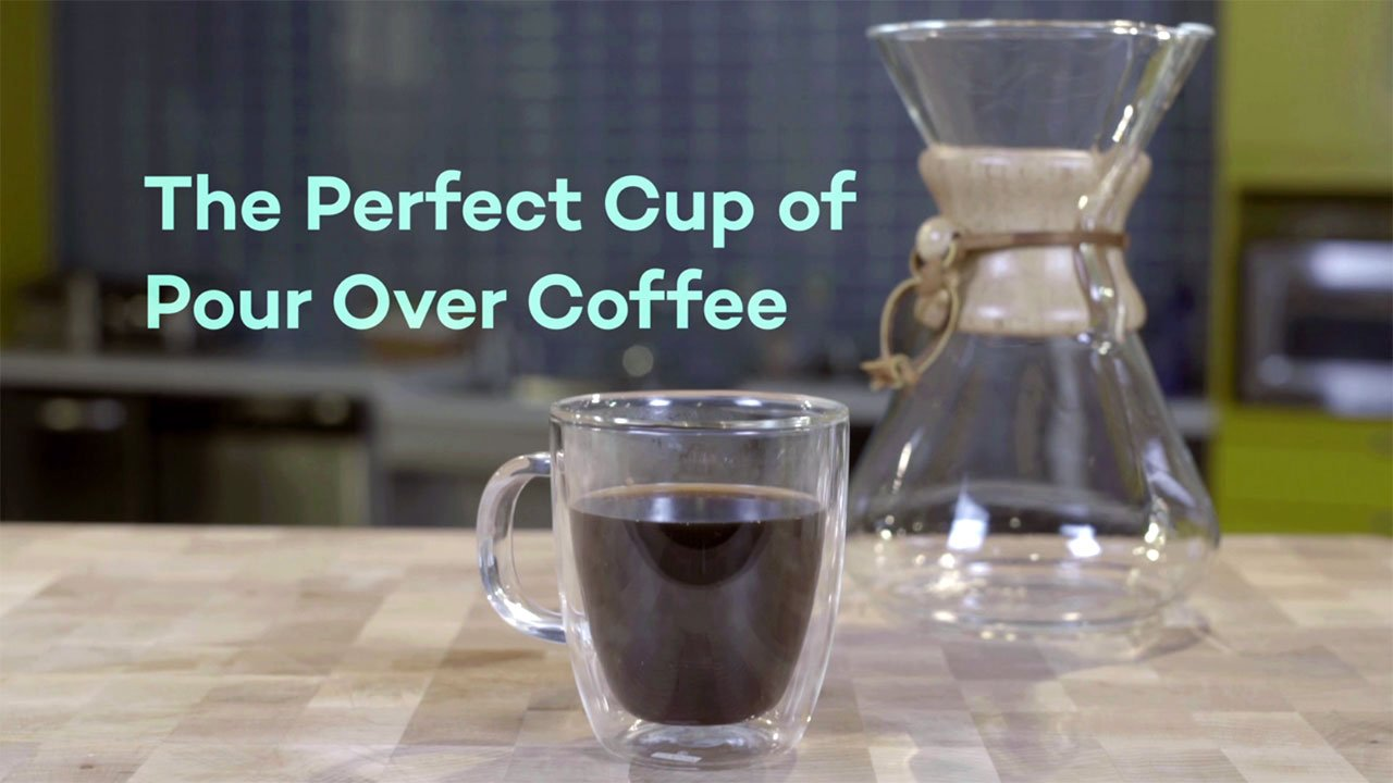 Gilmore Girls - Gilmore The Merrier – The Perfect Pour Over Coffee