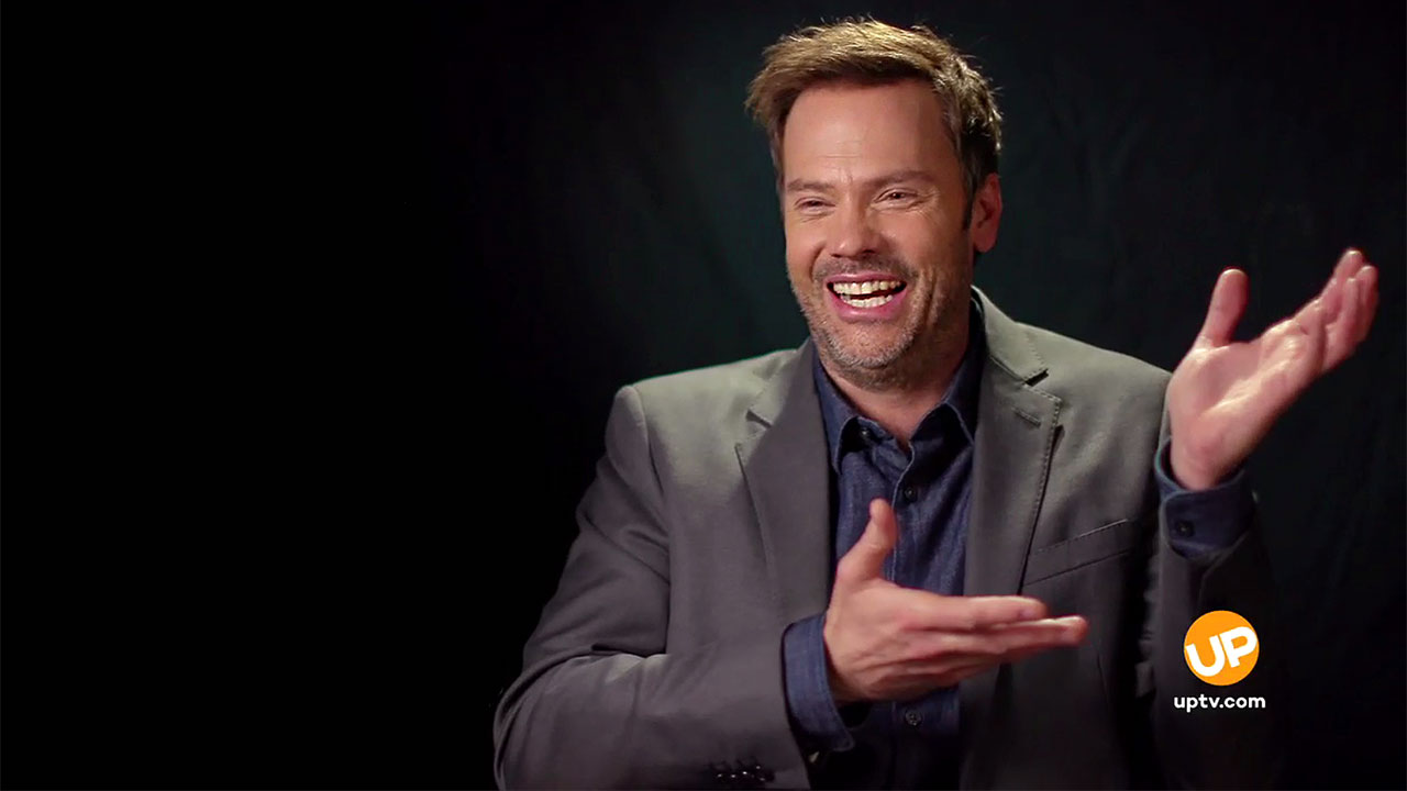 Date My Dad - Dating Stories – Barry Watson's Most Awkward Date Moment