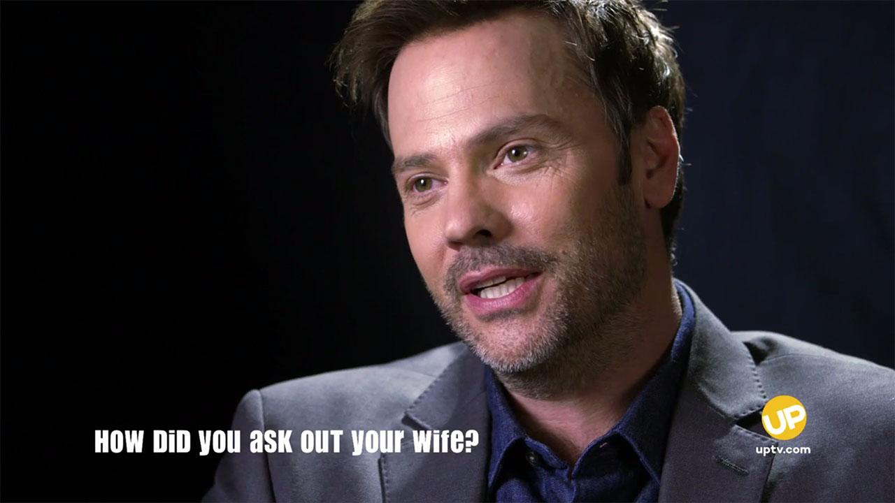 Date My Dad - Dating Stories – Barry Watson's First Date With His Wife