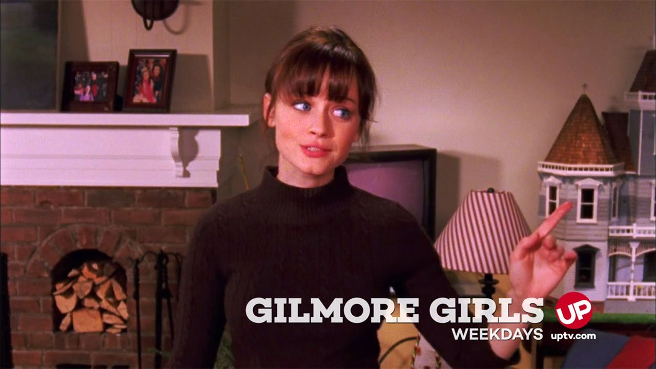 Gilmore Girls - Gilmore Girls – A Challenging Kiss