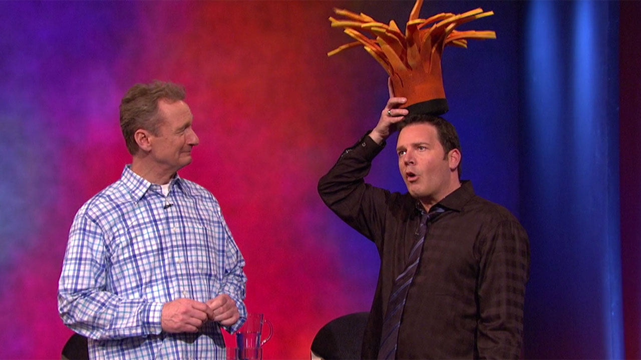 Whose Line Is It Anyway? - Watch 'Whose Line Is It Anyway?' Weeknights On UP!