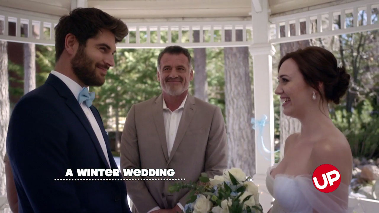 A winter wedding movie preview uptv a winter wedding movie preview junglespirit Images