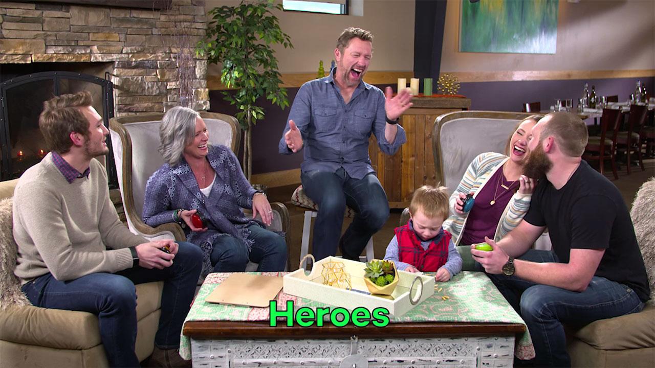 Morgan Family Strong - Morgan Family Strong – Alphabet Soup