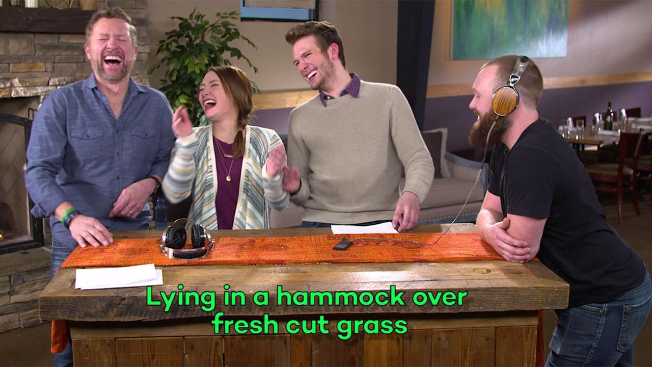 Morgan Family Strong - Morgan Family Strong – Whisper Challenge: Making Hay