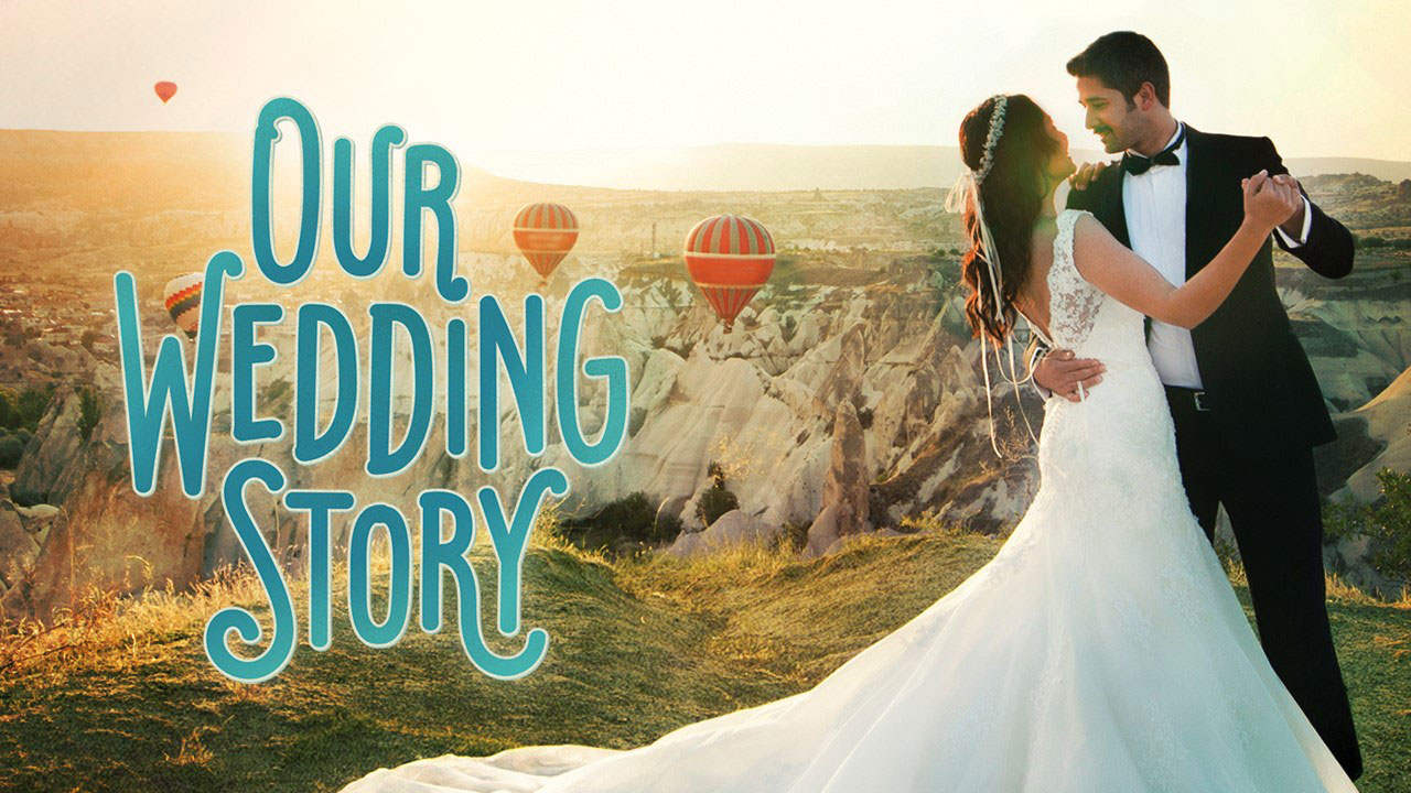 Watch beautiful weddings on the uptv show our wedding story uptv junglespirit Image collections