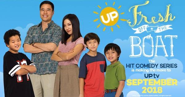Watch Fresh Off The Boat Episodes On Uptv Uptv Com