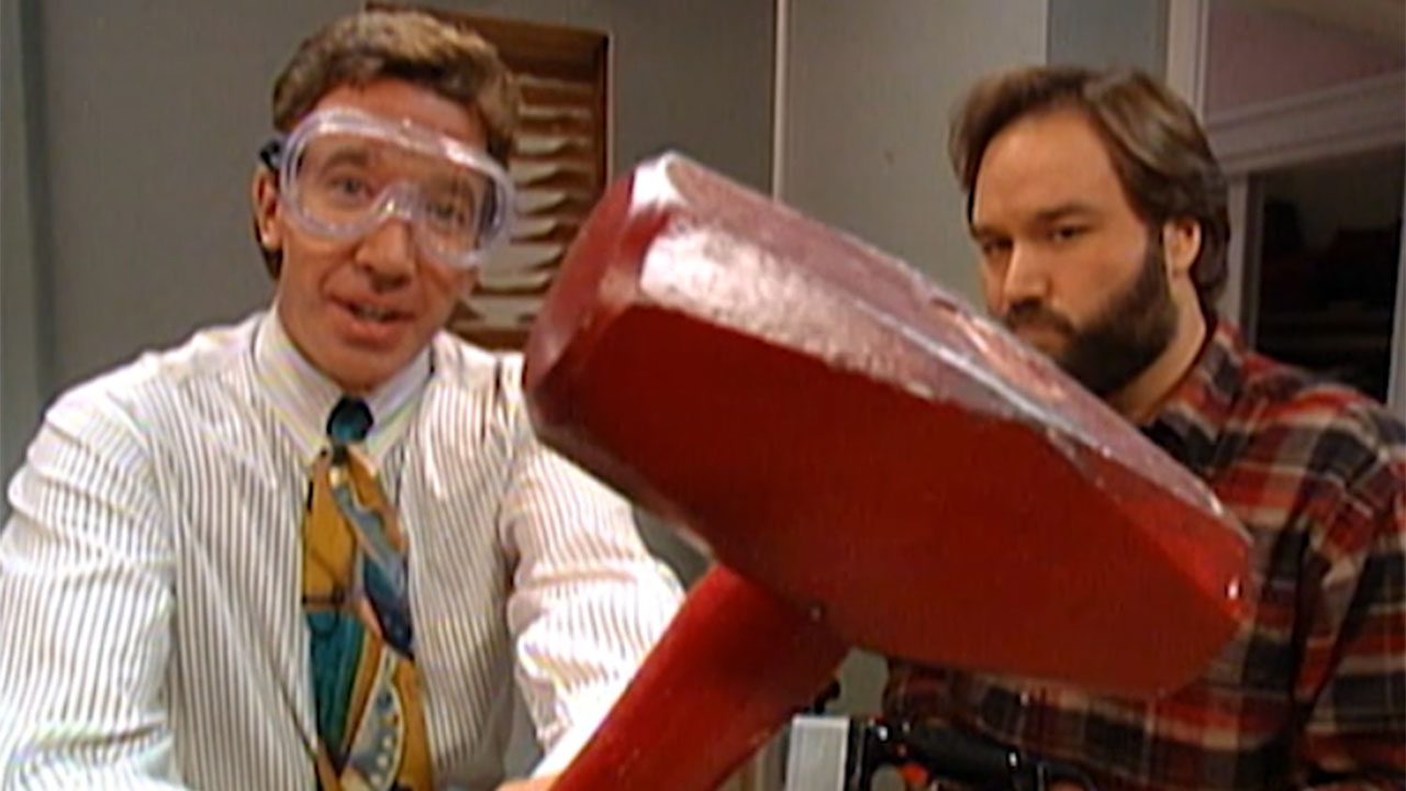 Home Improvement - Home Improvement – Dropping The Hammer