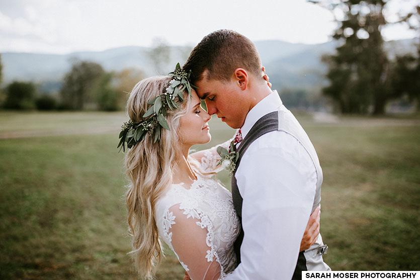 Josie Bates and Kelton Balka Are Married! See Wedding Photos!