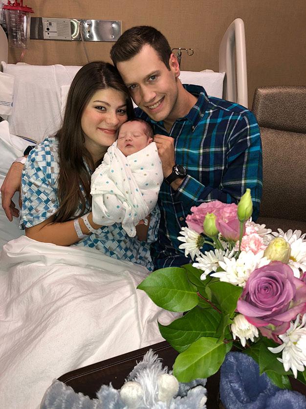 Tori Bates Smith and Husband Bobby Welcome Their Baby Boy Kade