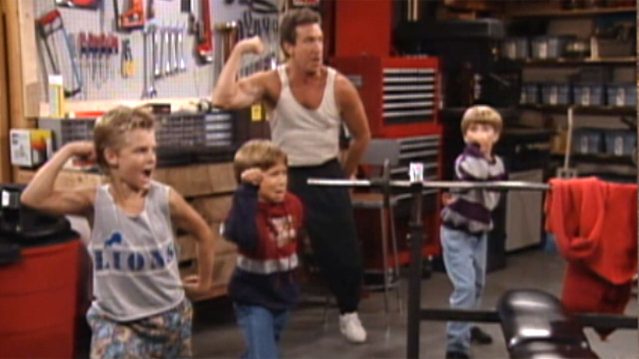 Home Improvement - Home Improvement – Getting Pumped Up