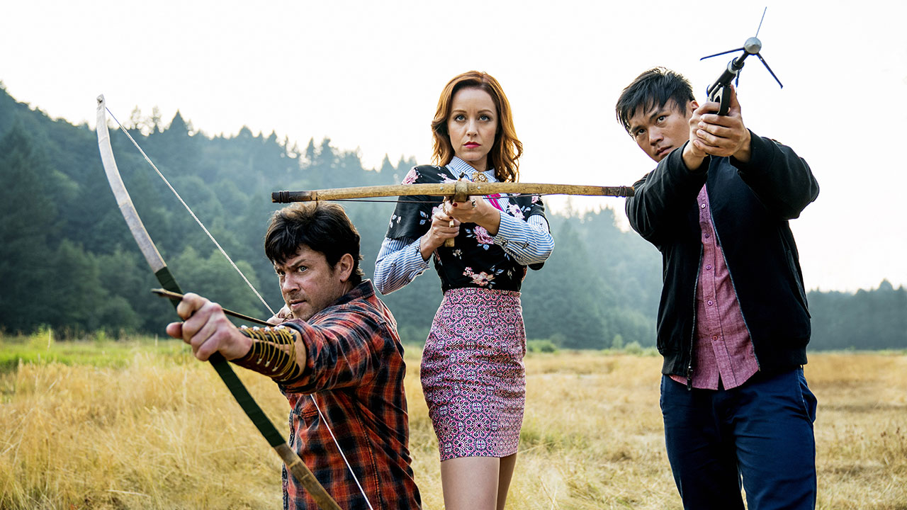The Librarians - The Librarians – Inside Look: Episode 411