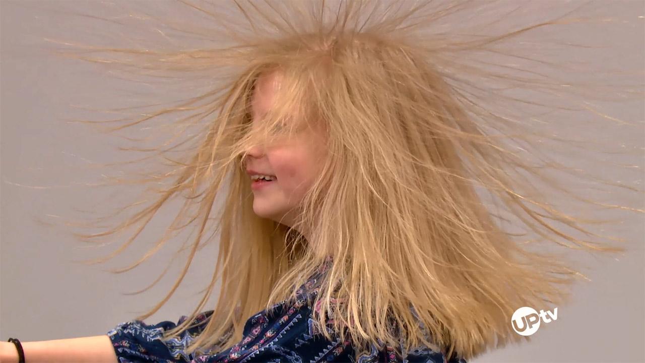 Bringing Up Bates - Hair-Raising Experience