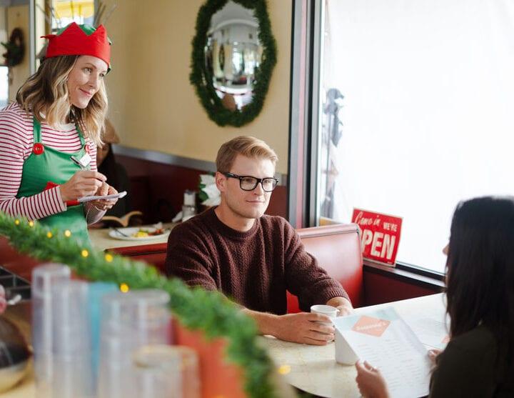 Dashing Home For Christmas movie