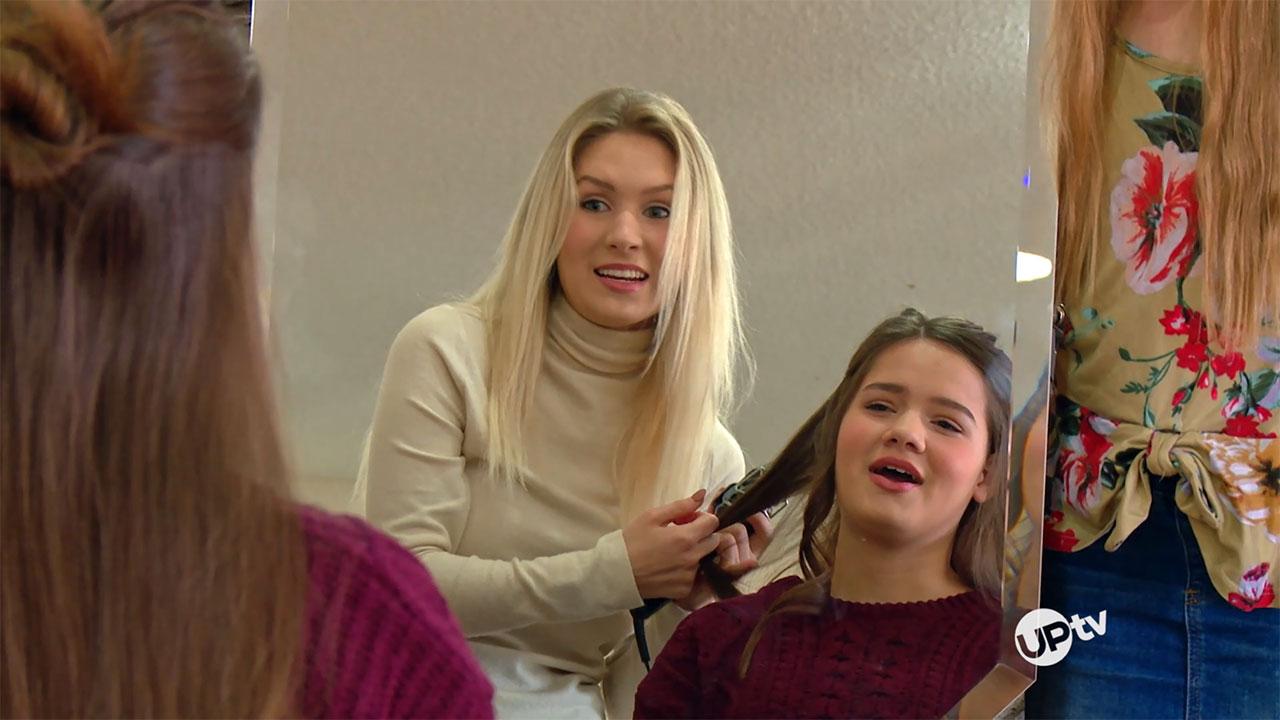Bringing Up Bates - Bringing Up Bates – Hair Today, Gone Tomorrow