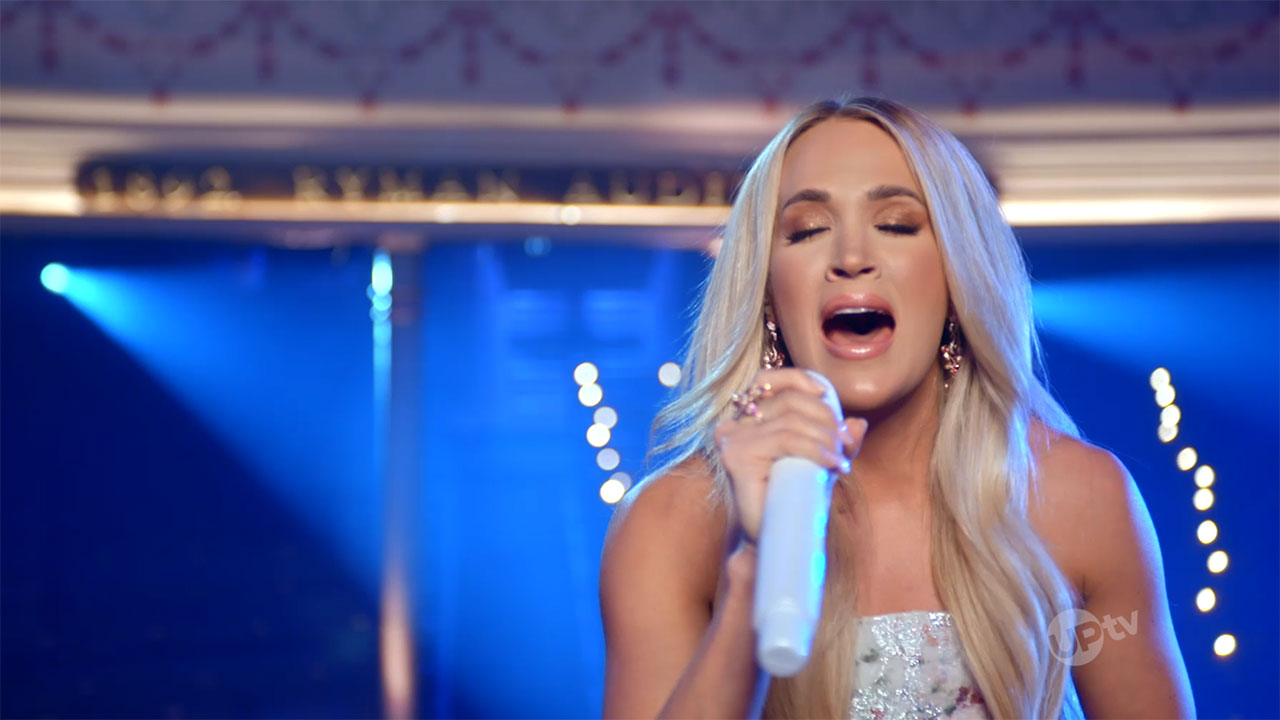 Carrie Underwood – My Savior: Live From The Ryman - Carrie Underwood – My Savior: Live From the Ryman – Amazing Grace
