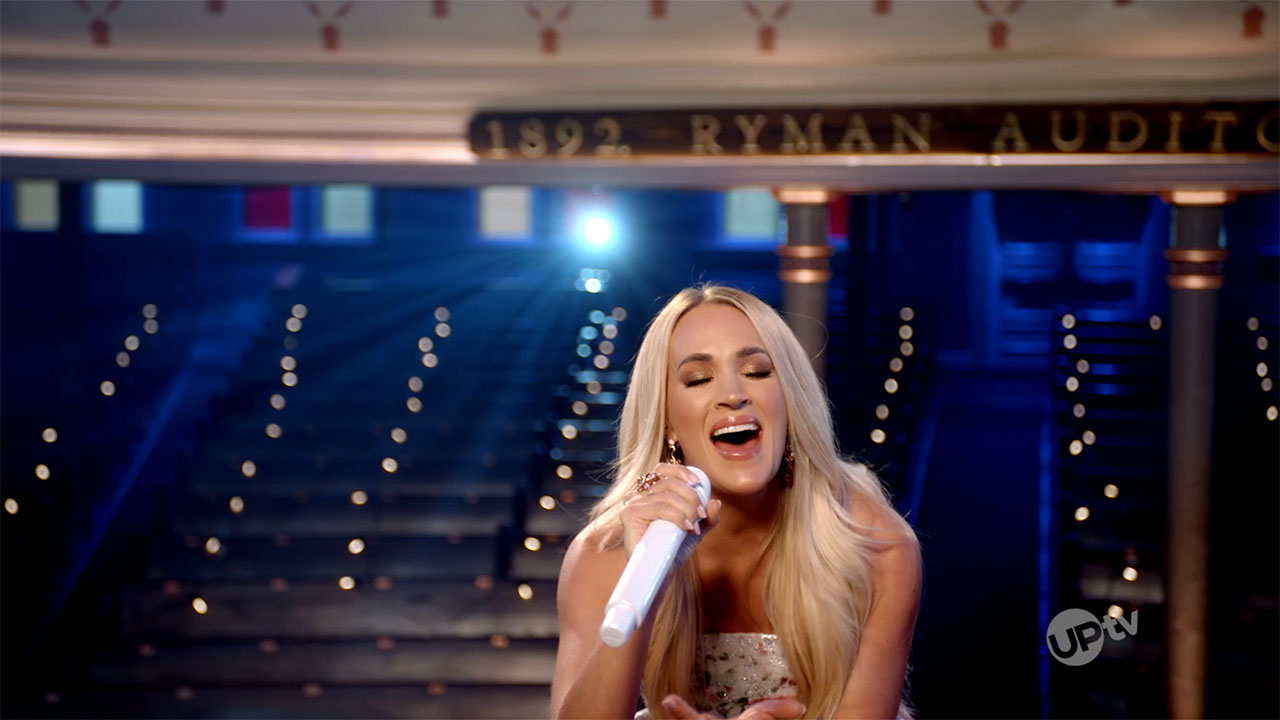 Carrie Underwood – My Savior: Live From The Ryman - Carrie Underwood – My Savior: Live From the Ryman – How Great Thou Art