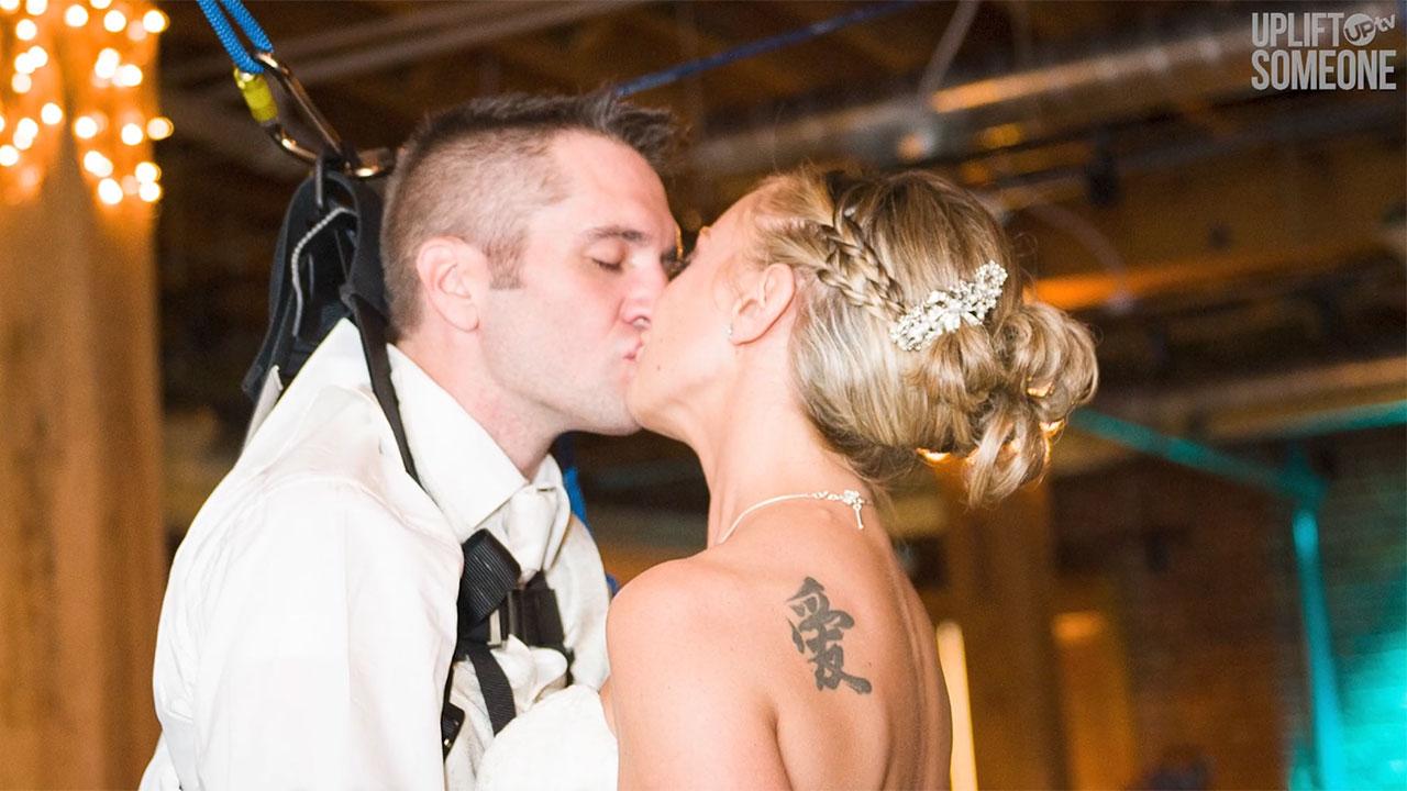 - Remember This: Paraplegic Groom's First Dance