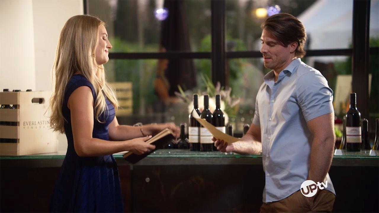 A Vineyard Romance - A Vineyard Romance – Let's O-pun A Bottle of Wine