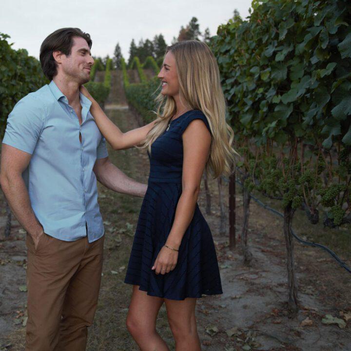 A Vineyard Romance movie