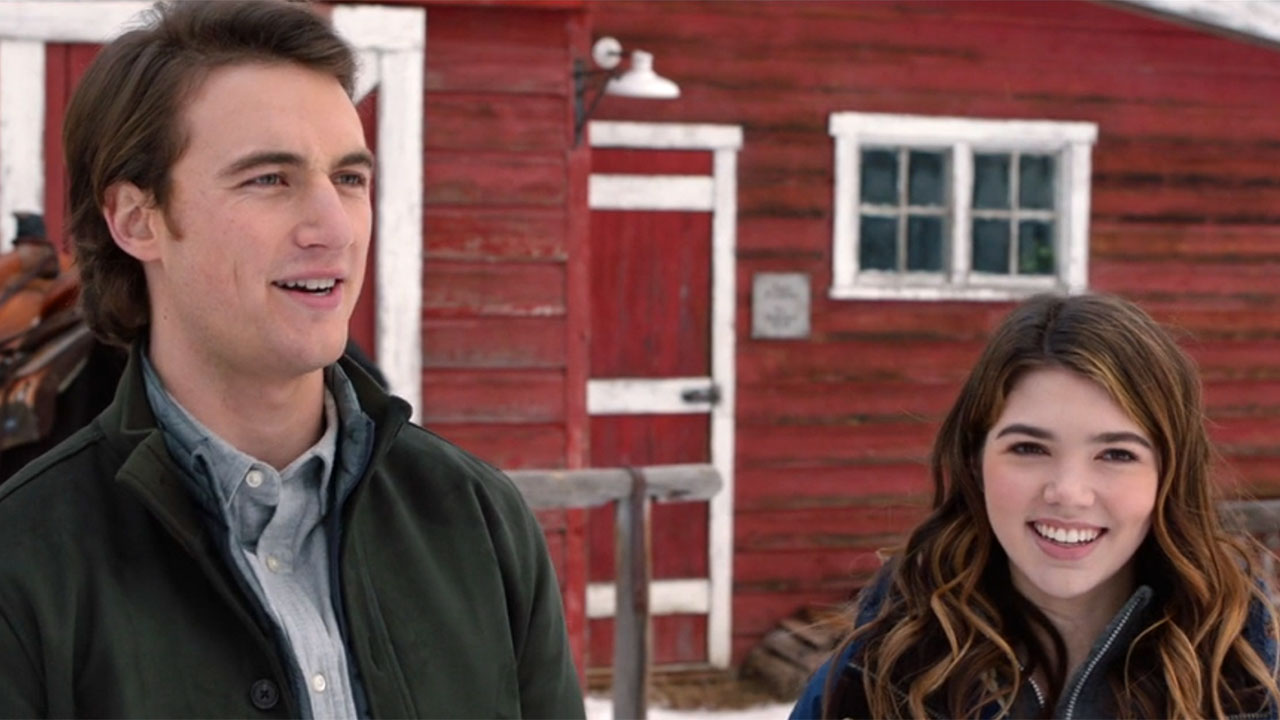 Heartland - Heartland – Is Amy In Like Quinn?