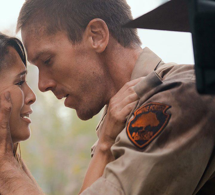 Romance in the Wilds movie