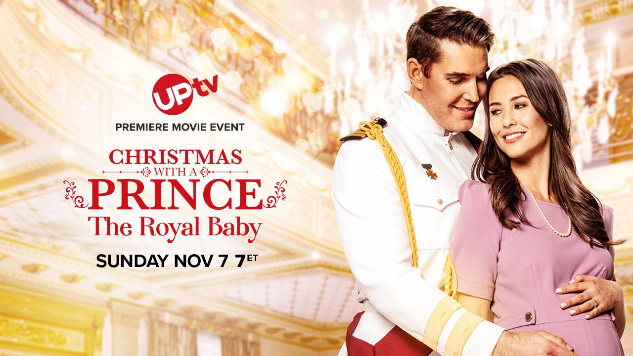Christmas with a Prince: The Royal Baby